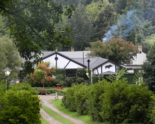 The Historic Hogsback Inn
